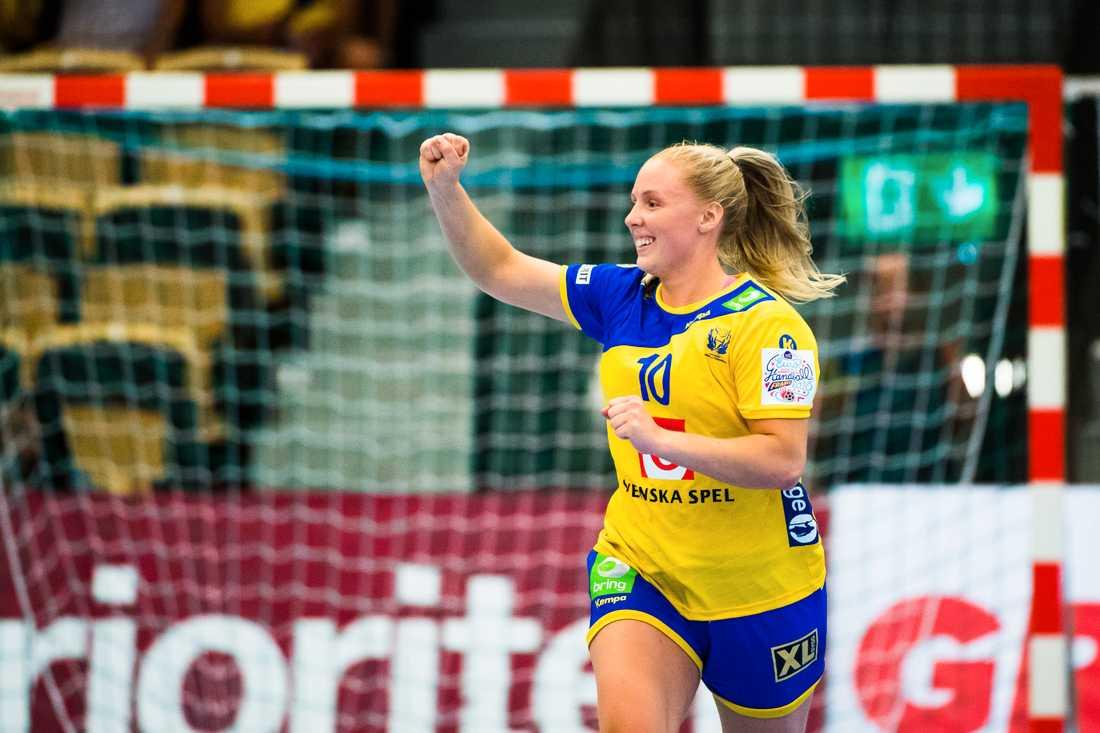 Mathilda Lundström.