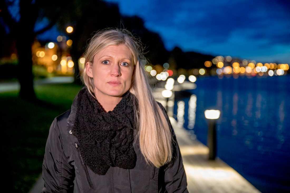 Carina Davidsson, 38.