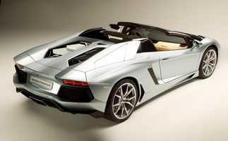 Lamborghini Aventador Steve Angellos nya värstingåk