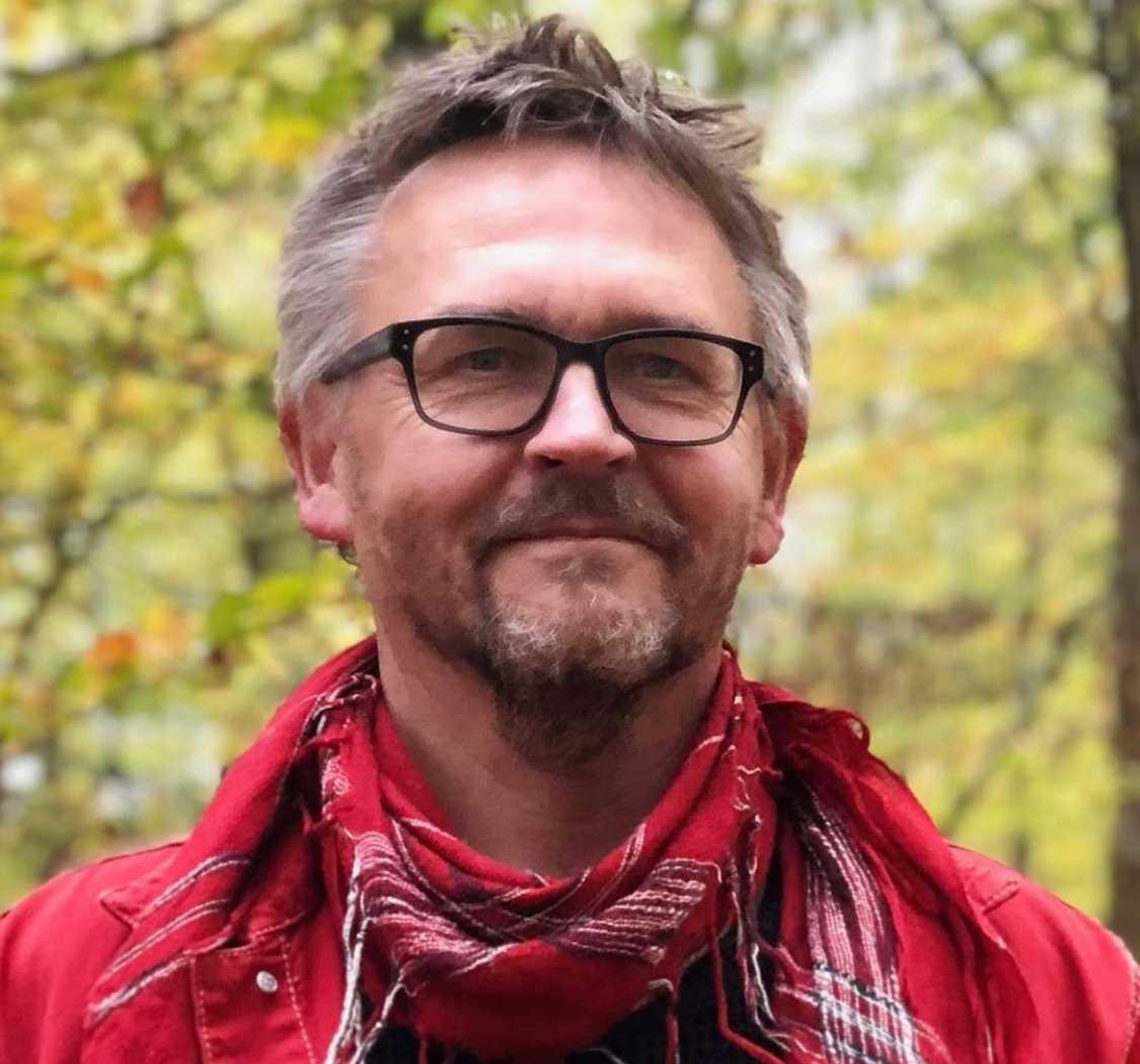 Thomas Pettersson, rektor på Malmö Restaurangskola.
