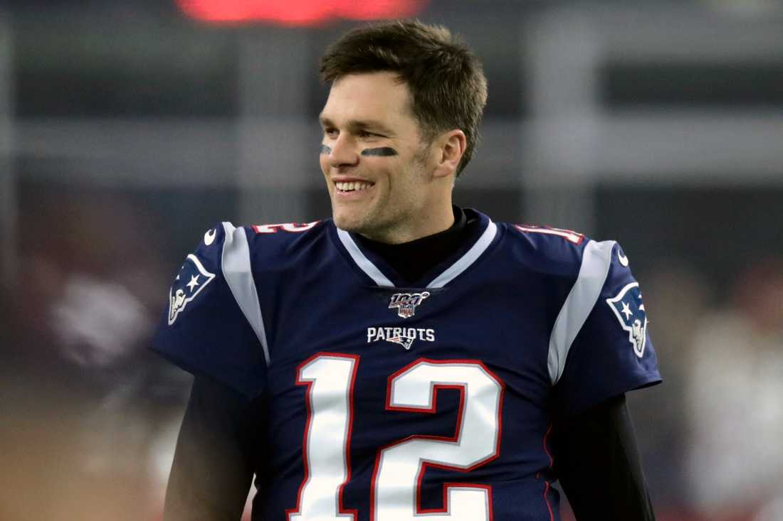 Tom Brady har lämnat New England Patriot.