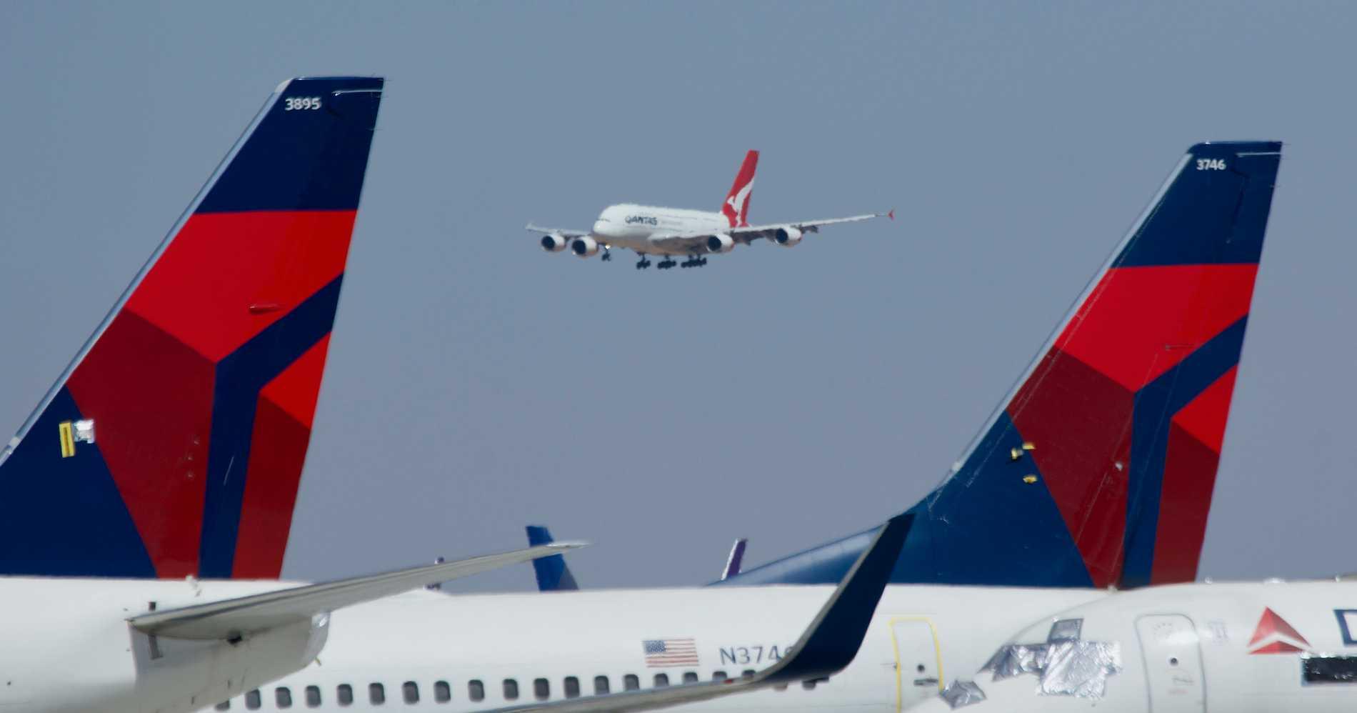 Brakförlust för flygplanstillverkarna