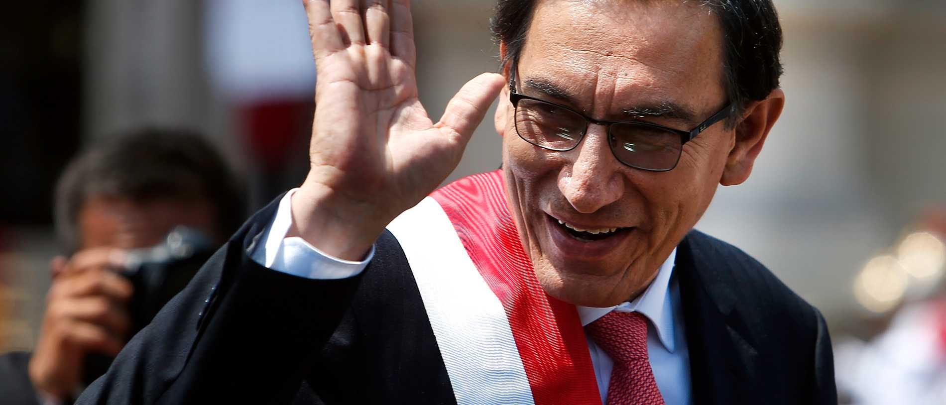 Perus förre president portas i tio år