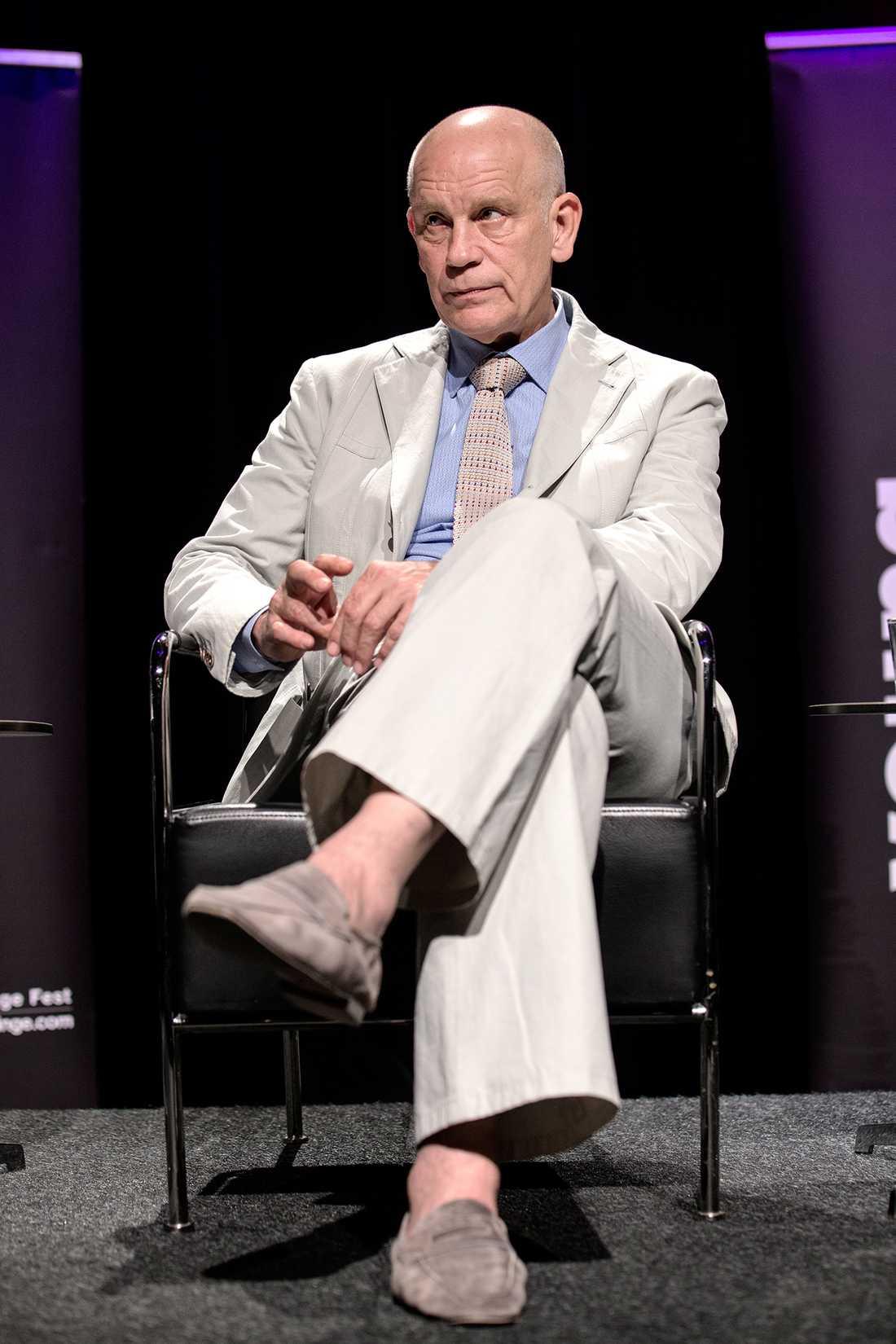 John Malkovich.