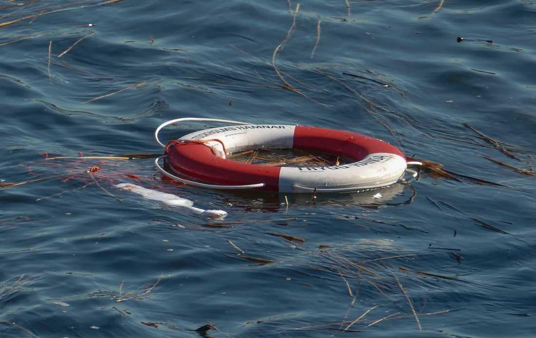 De 55 passagerarna fick evakueras från fartyget. Arkivbild.
