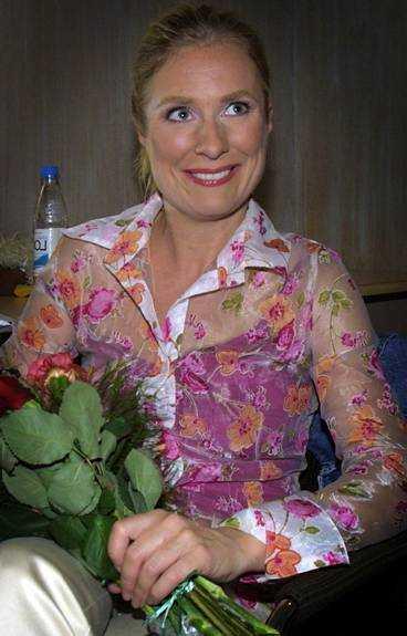 """SYNS SNART i TV-RUTAN Annika Lantz blir programledare i ett nytt program i SVT nästa år. Senast sågs hon i tv-rutorna med """"I afton Lantz""""."""