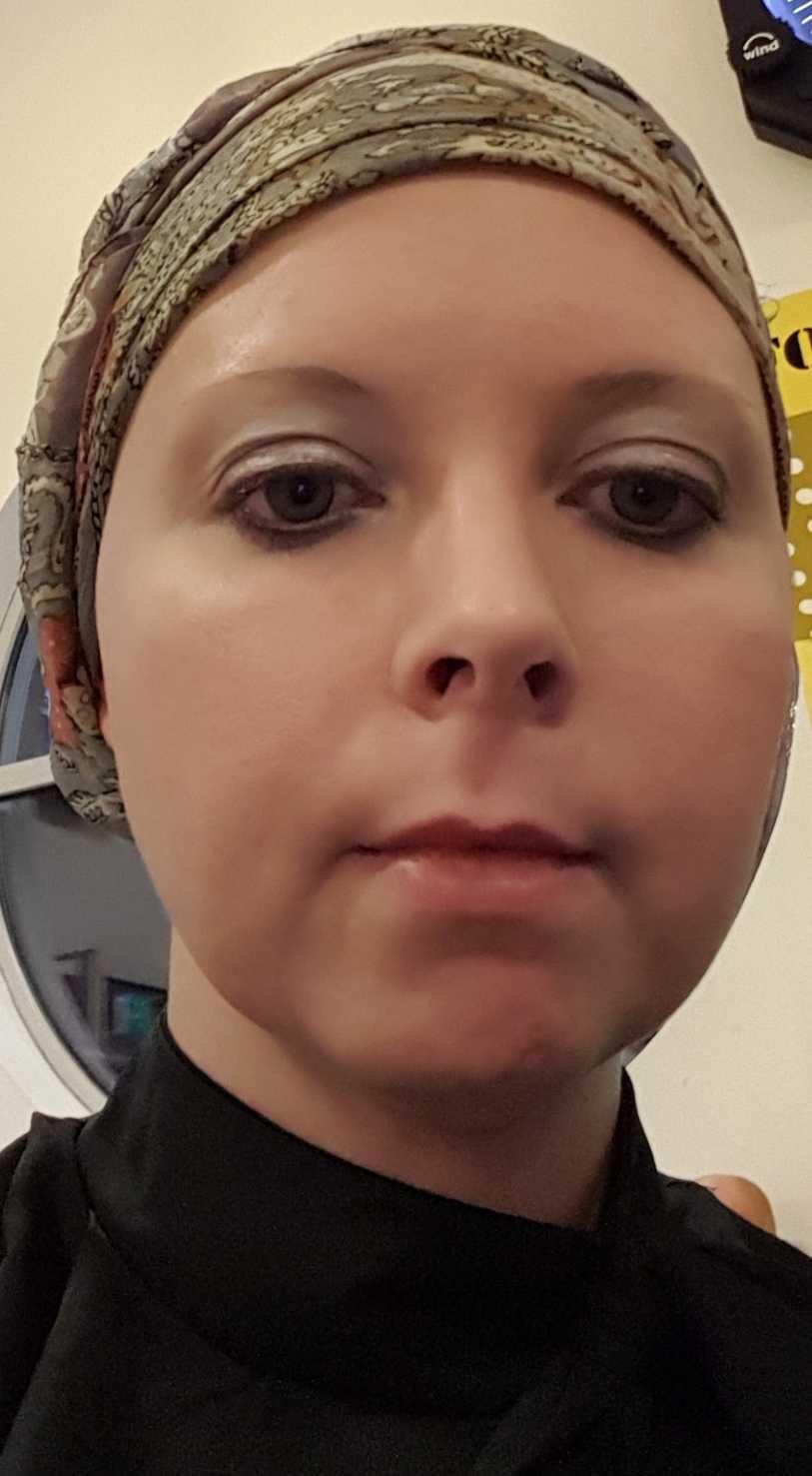 Louise Johansson har sju månader kvar i livet.