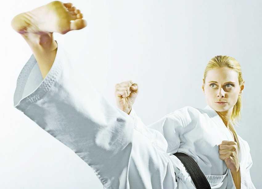 Karate är en sport med tusenåriga anor.