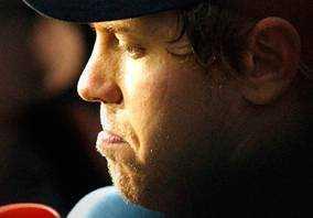 Sebastian Vettel hoppas på tur.