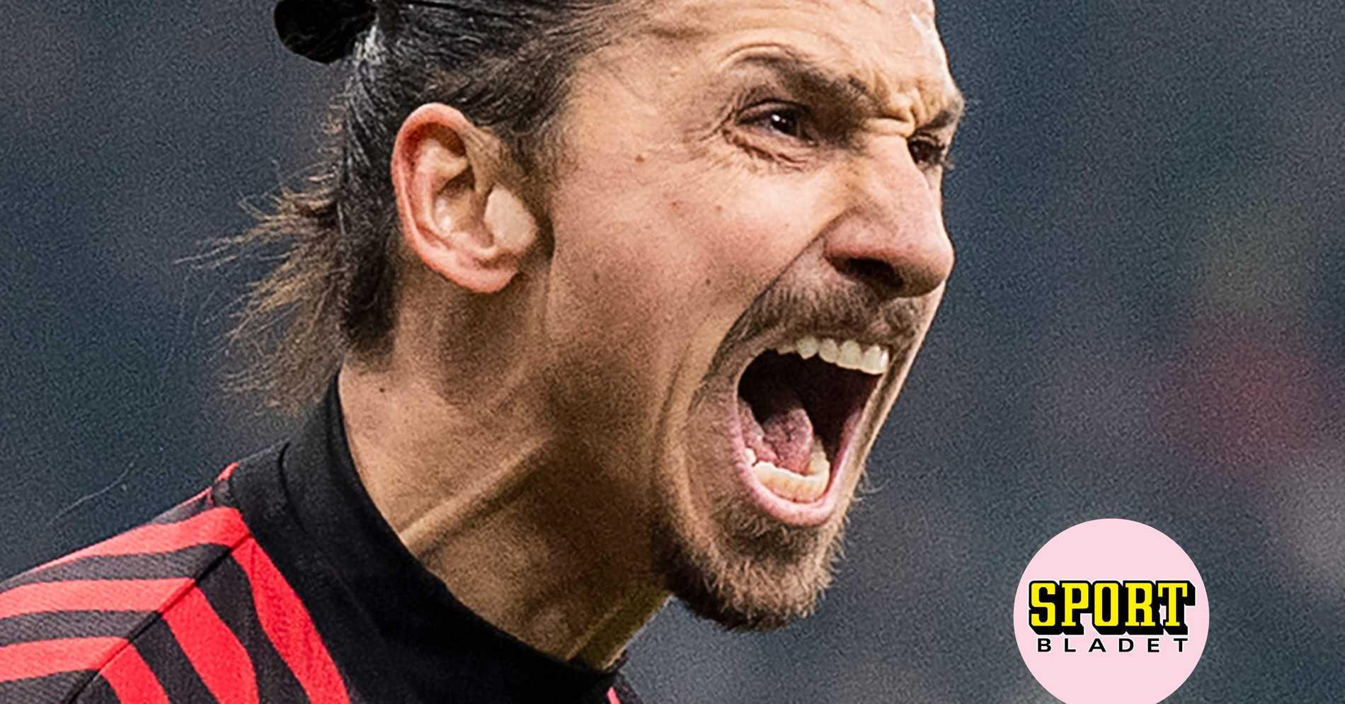 Uppgifter: Ibrahimovic klar för Milan