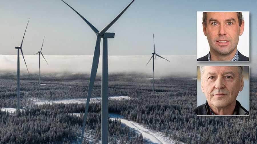 Norra Sverige står inför en nyindustrialisering av aldrig tidigare skådad nivå. Därför måste det byggas mer vindkraft och det måste ske snabbt, skriver Richard Carstedt, regionråd i Västerbotten, och Nils-Olov Lindfors, regionråd i Norrbotten.