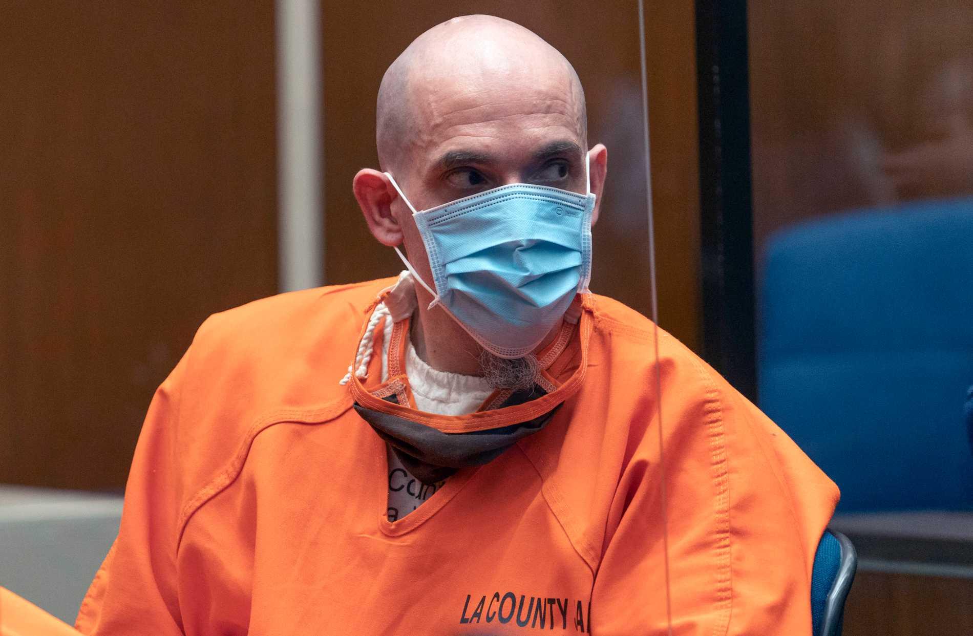 """Michael Gargiulo - """"The Hollywood ripper"""" - har dömts till döden."""