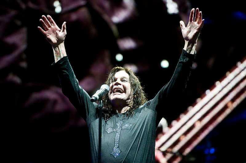 Smärta och svårmod från Ozzy Osbourne