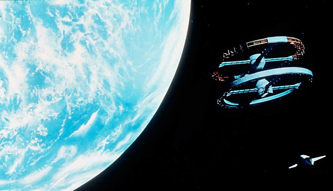 År 2001: Ett rymdäventyr.