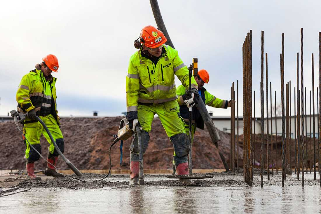 400 000 bostäder ska byggas de kommande åren.