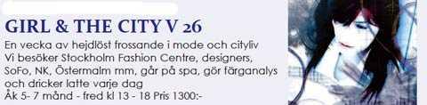 Ur broschyren för sommarläger för barn och unga i Täby.