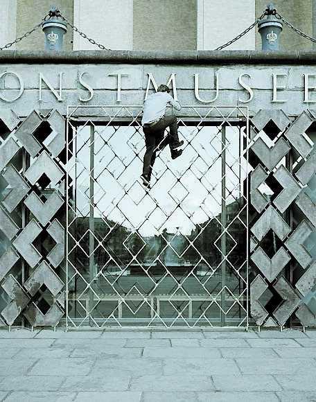 "Erik Berglin: ""Museet"", 2008."