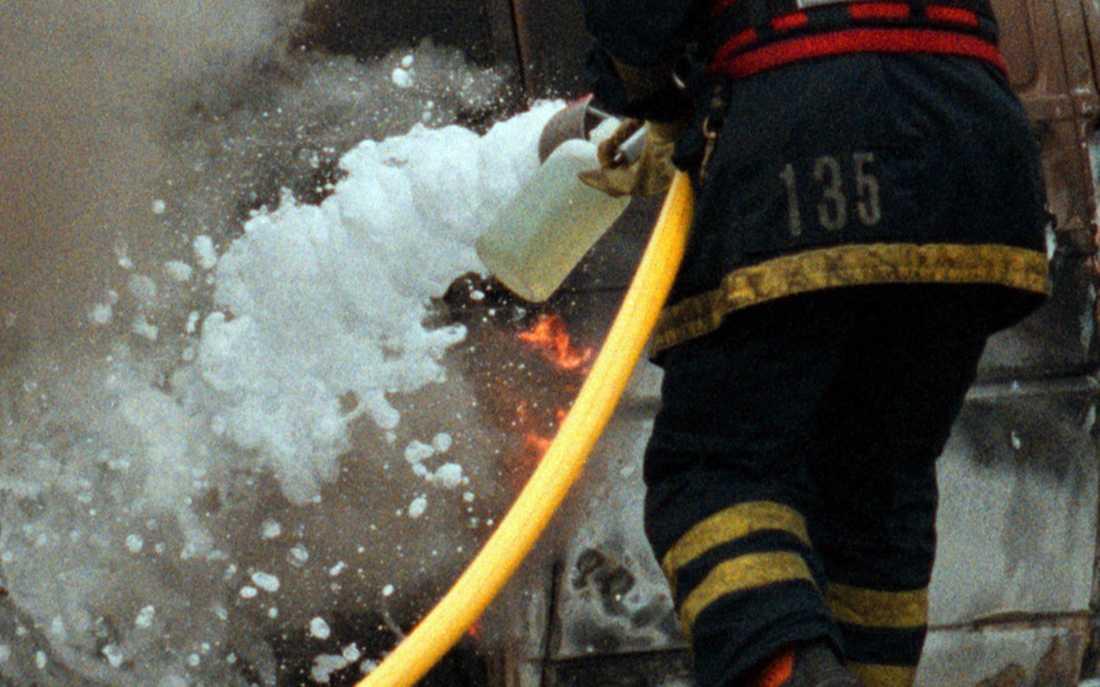 I åskans spår startade fler bränder. (Arkivbild)