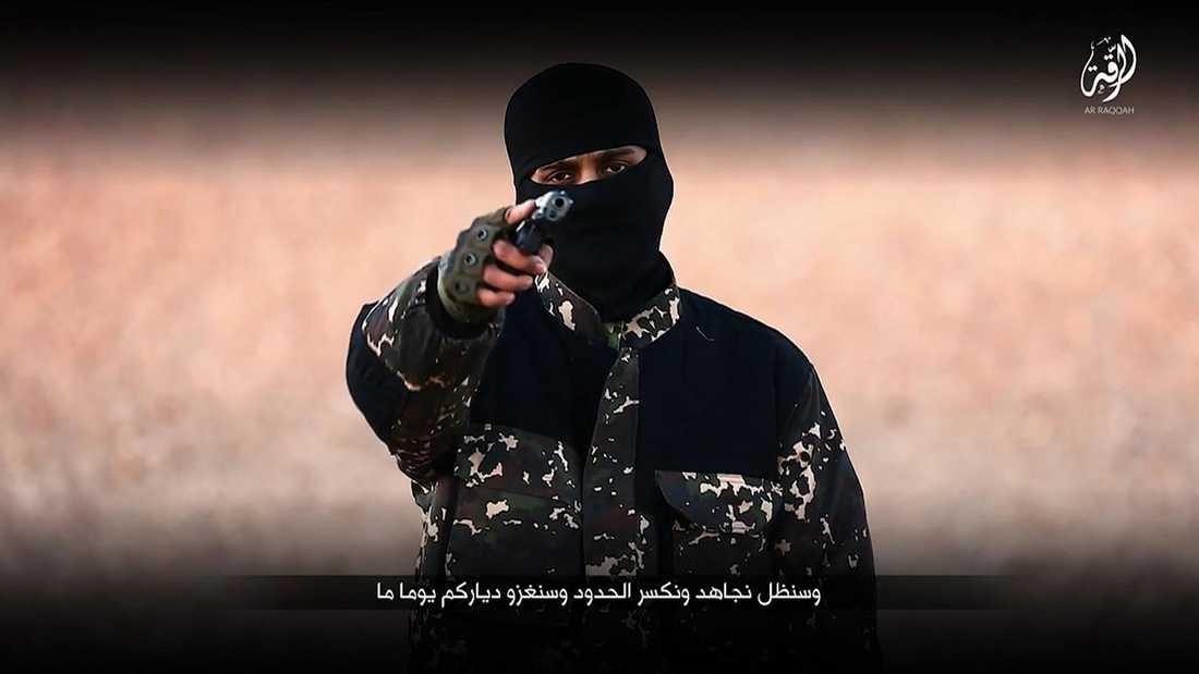 Nya Jihad John.