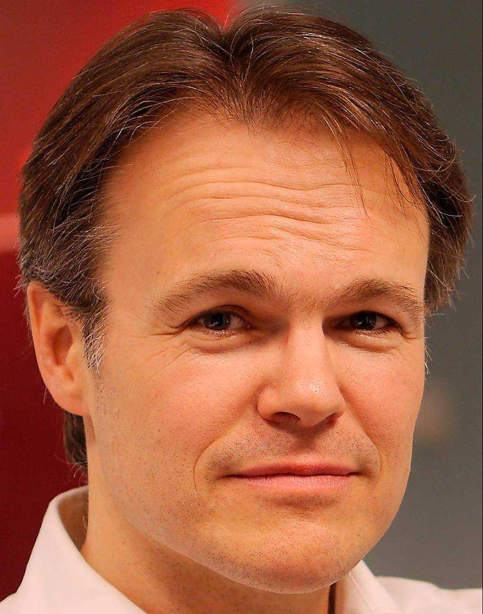 Martin Hedberg.