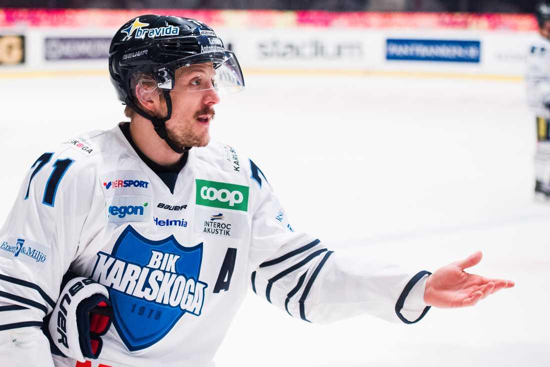 Carl Berglund.