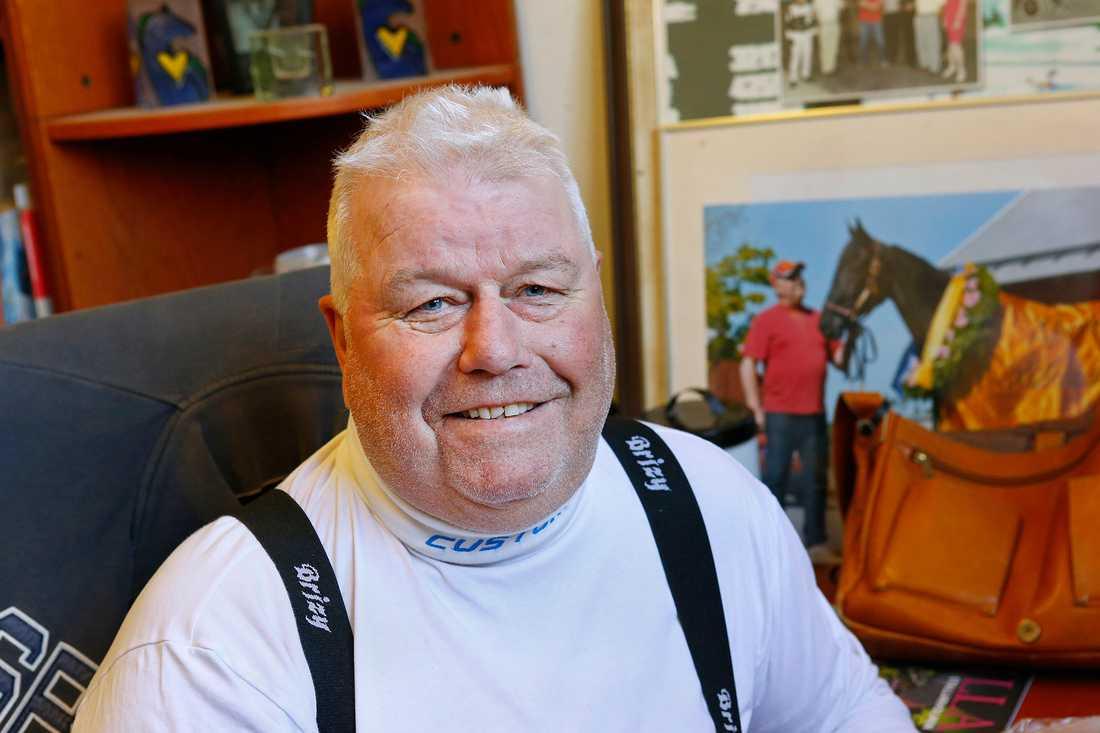 Tränaren Roger Walmann.