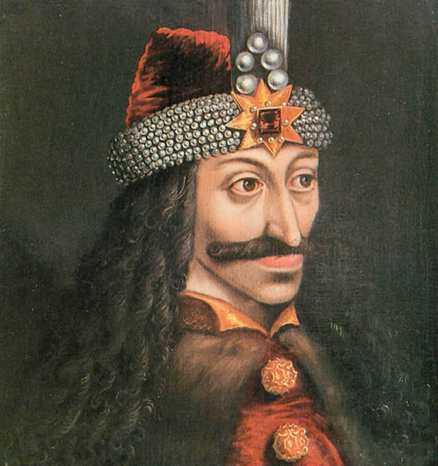 Vlad Jepeq – förebilden till greve Dracula.