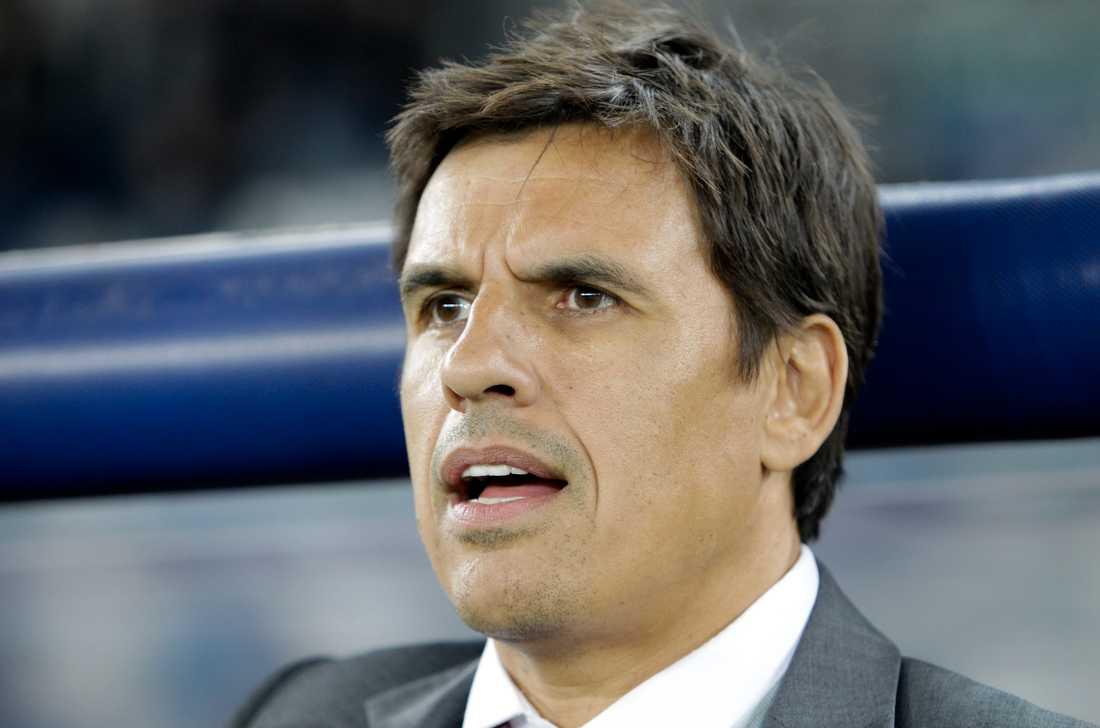 Sunderlands tränare Chris Coleman. Arkivbild.