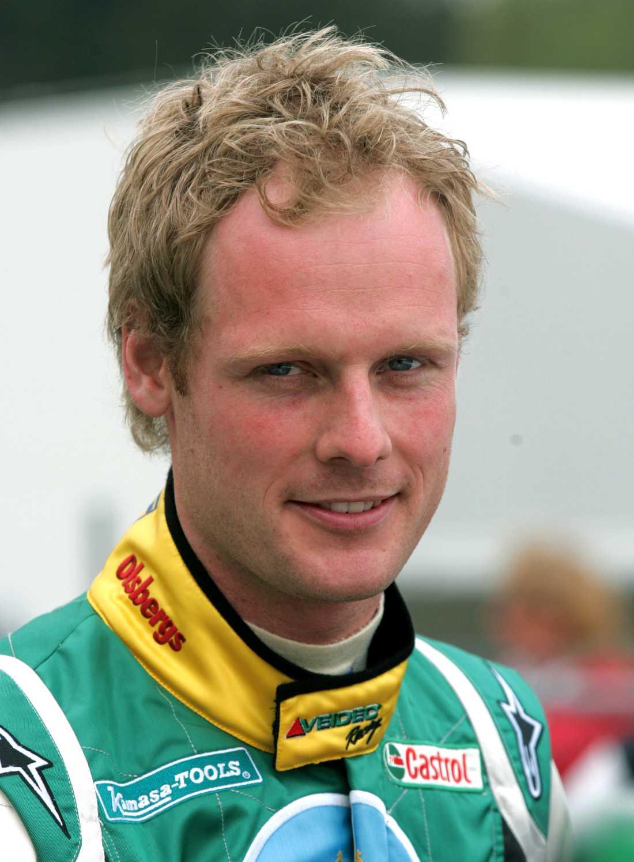 Edward Sandström.
