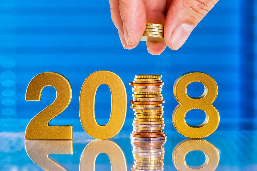 Håll koll på den ekonomiska kalendern under 2018.