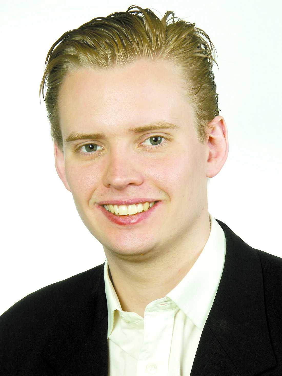 Fredrik Schulte