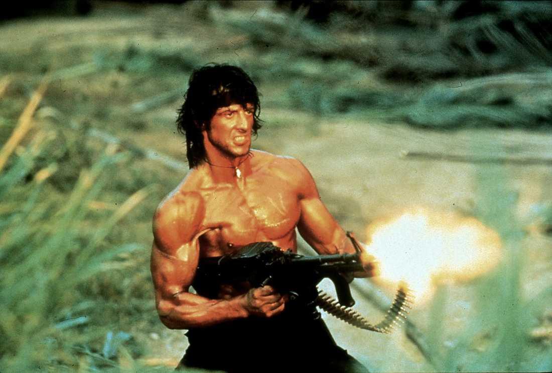 Rambo.
