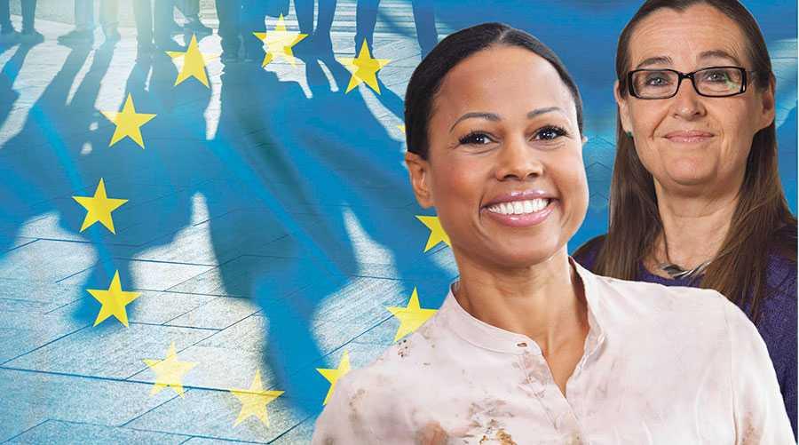 EU saknar verktyg för att kunna agera mot medlemsländer som inte lever upp till fördragen. Det är upp till oss att ändra på det, skriver Alice Bah Kuhnke och Bodil Valero.