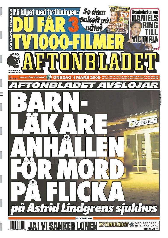 Aftonbladet 4/3.