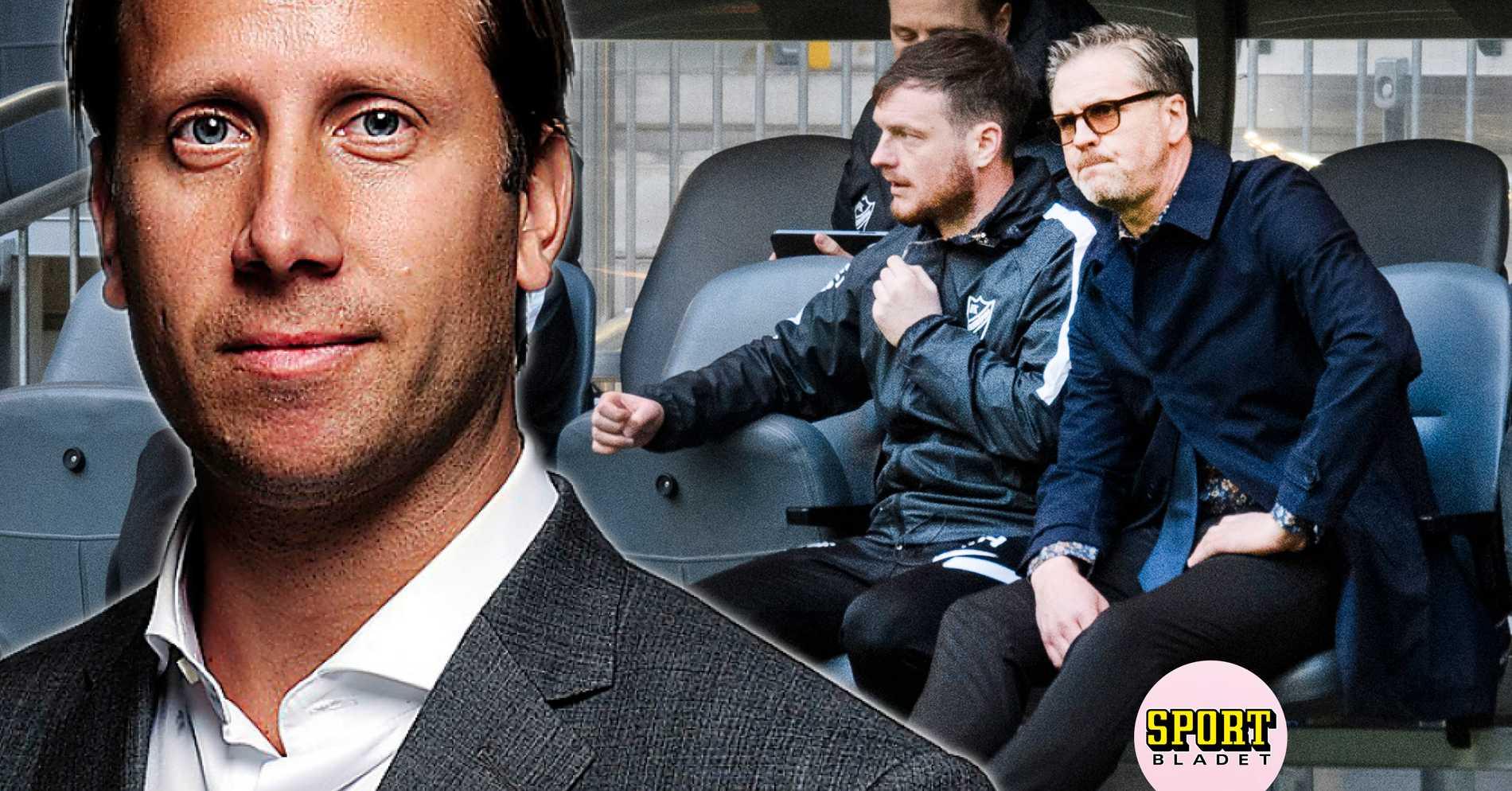 BANK: Påminde om skeppsbrottet med AIK – Norling har en del att jobba med