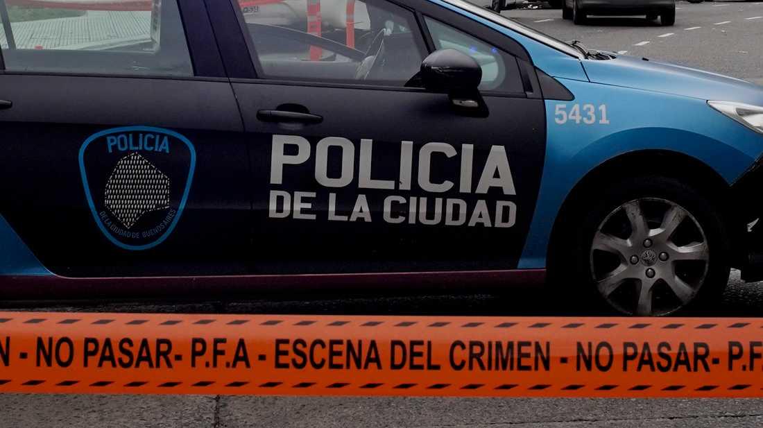 En argentinsk åklagare yrkar på 13 års fängelse för två män anklagade för en skjutning där en svensk skadades. Arkivbild.