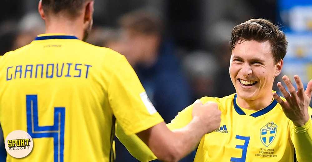 """Granqvist hyllas: """"Levande legend"""""""