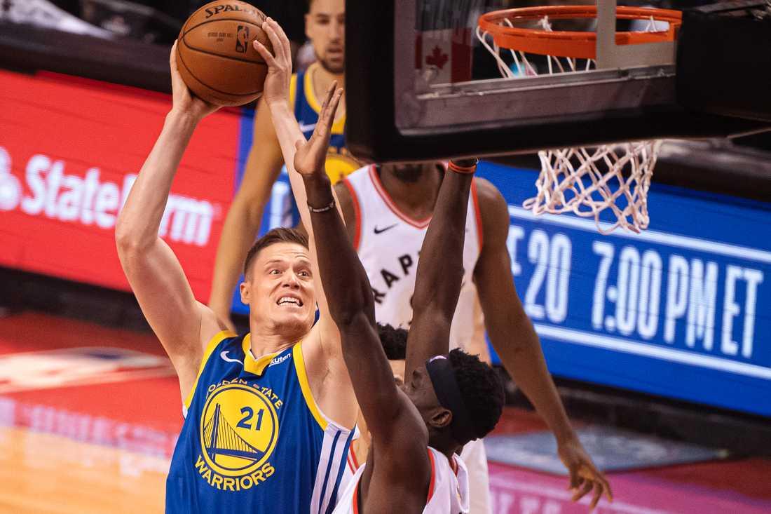 Jonas Jerebko är första svensk någonsin att spela i en NBA-final.