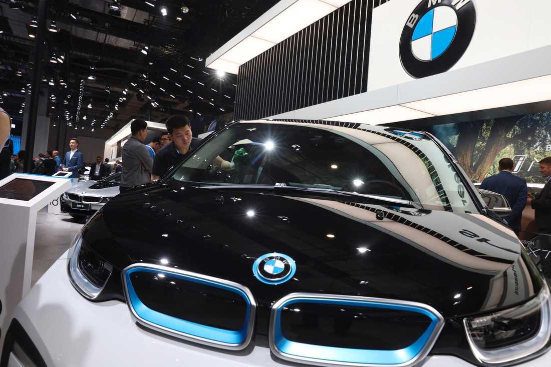 Northvolt har tecknat ett avtal med tyska biljätten BMW. Arkivbild.