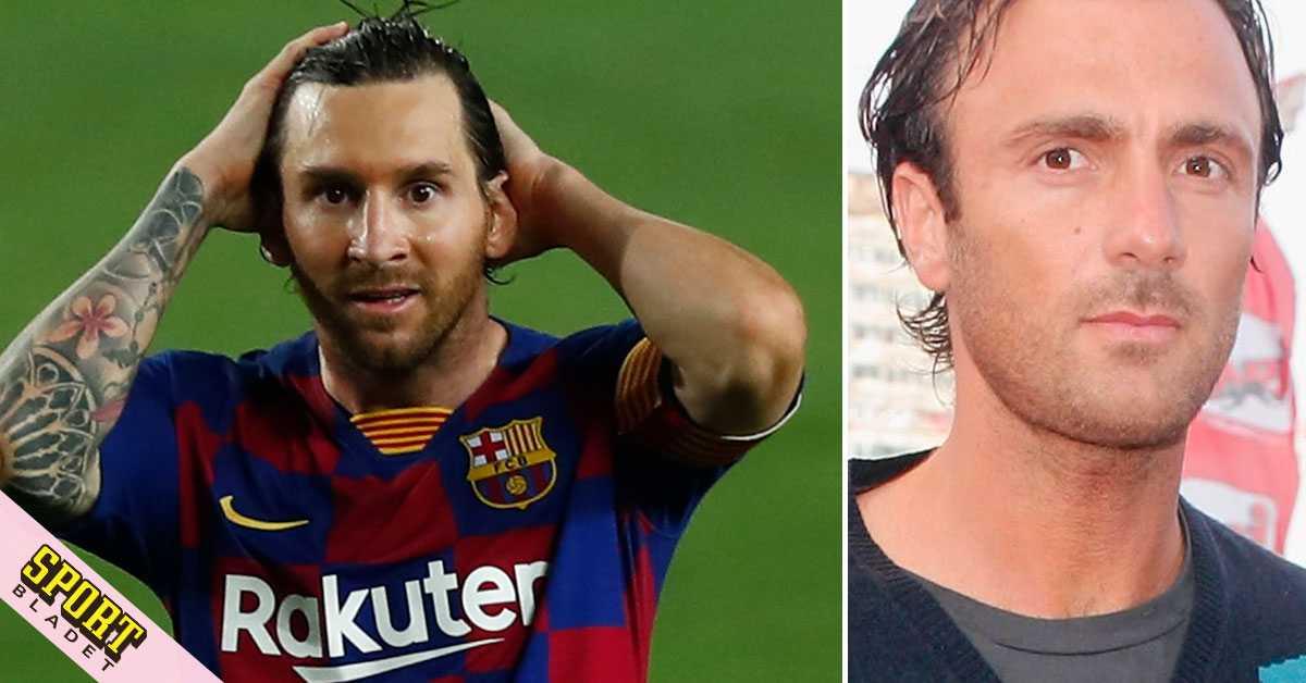 Franske profilen jämförde Messi med autistiskt barn