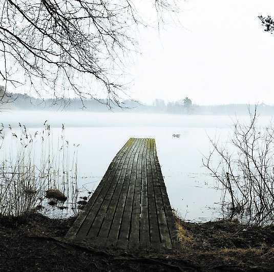 Vid Eklundsnäsbadet blev en ung flicka våldtagen i februari i år.