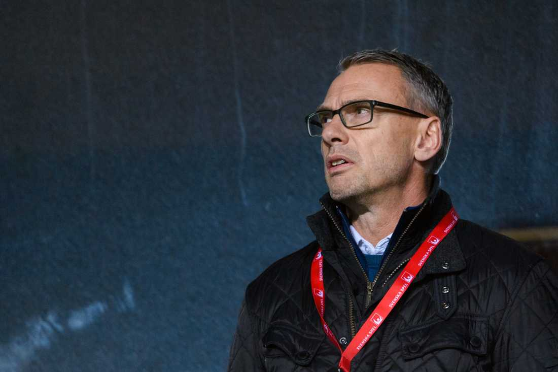 Jonas Olsson blir inte sportchef i IFK Göteborg på permanent basis.