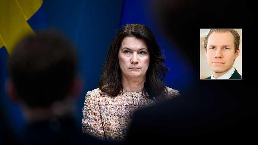 Utrikesminister Ann Linde (S) kan omöjligen tro att förtroendet för Sverige ökar när man med en självgod, insiktslös och mästrande ton ljuger om vad som sker i Sverige i syfte att dölja den svenska regeringens uppenbara handlingsförlamning, skriver  Markus Wiechel, utrikespolitisk talesperson (SD).