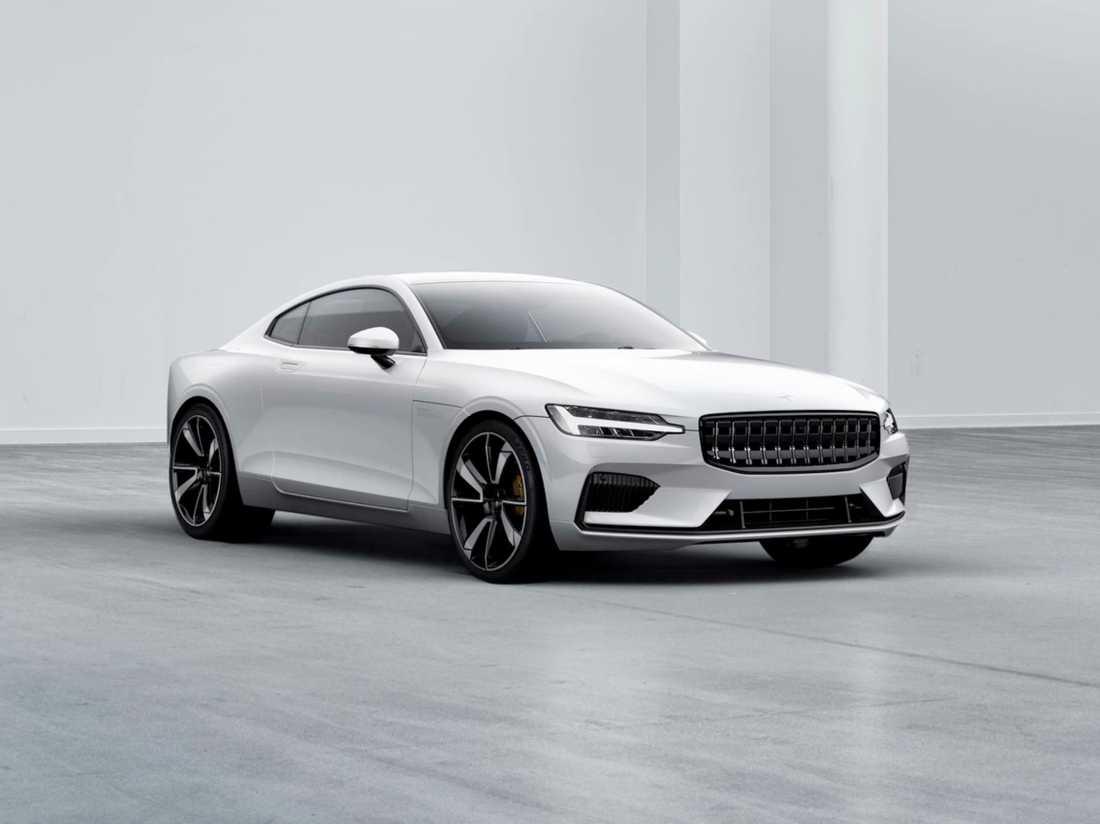 Polestar – Volvos nya elbil.