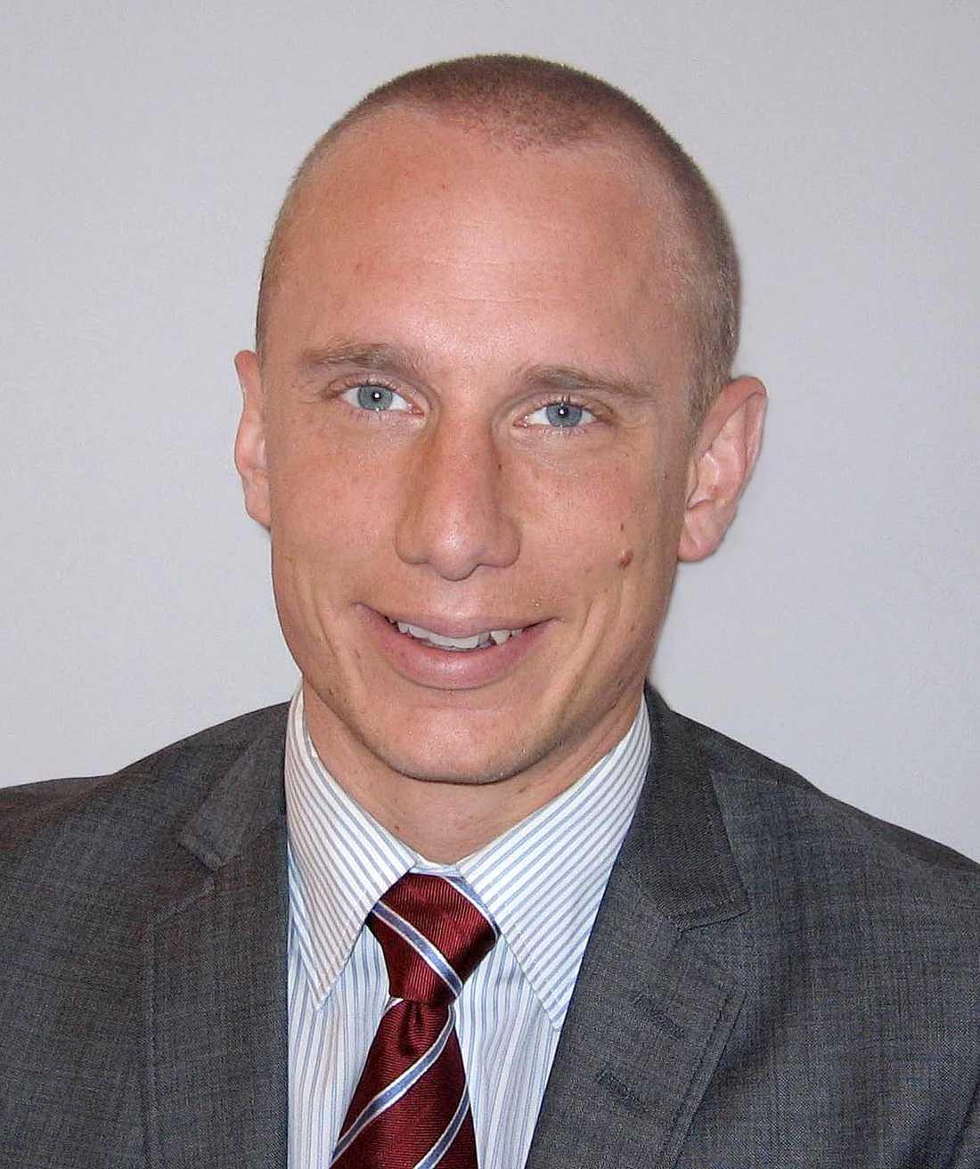 Henrik Erlandsson, rekryteringskonsult på Proffice