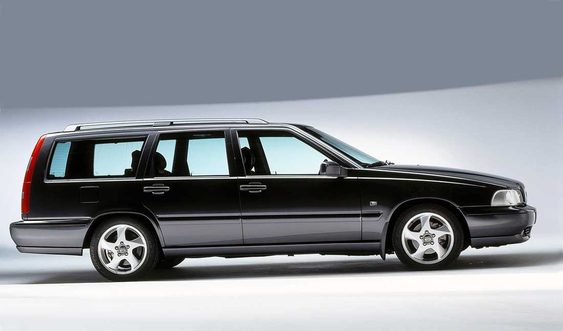 Volvo V70 årsmodell 2003