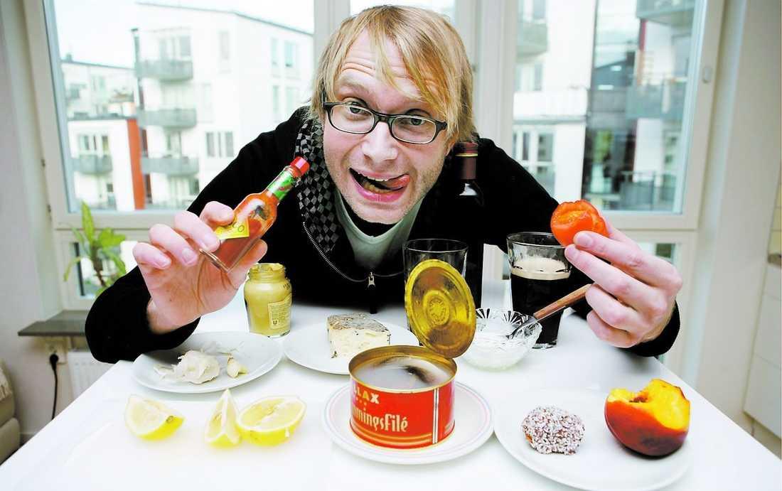 Smaskigt Aftonbladets reporter Andreas Victorzon har testat det nya pillret. Och vips – smaksensationen är ett faktum.