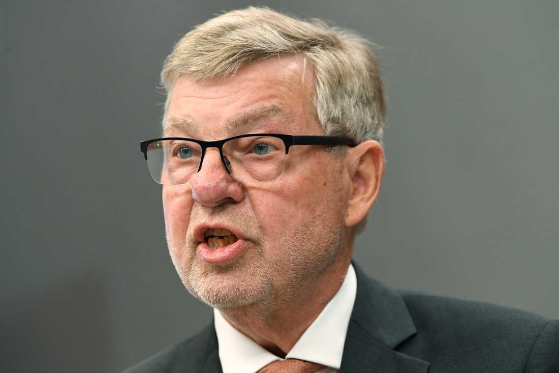 Förre talmannen och försvarsberedaren Björn von Sydow (S) ska leda kommittén som ska utreda hovets anslag, flaggdagar, ordnar och medaljer. Arkivbild.