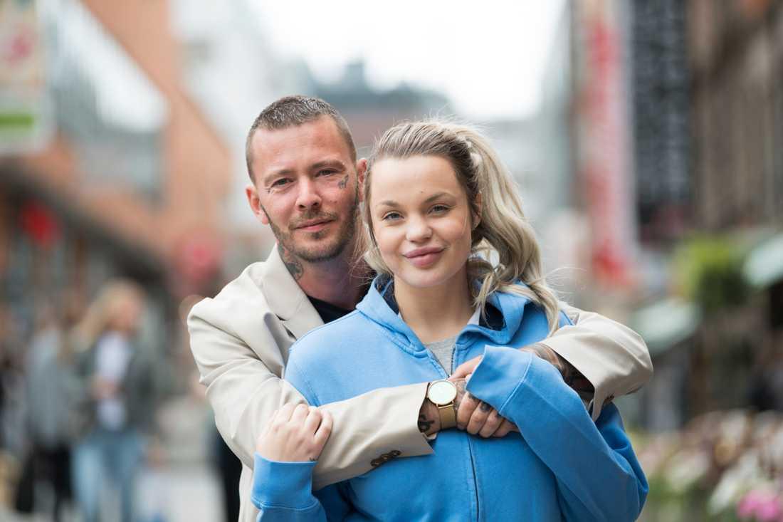 Jocke och Jonna Lundell.
