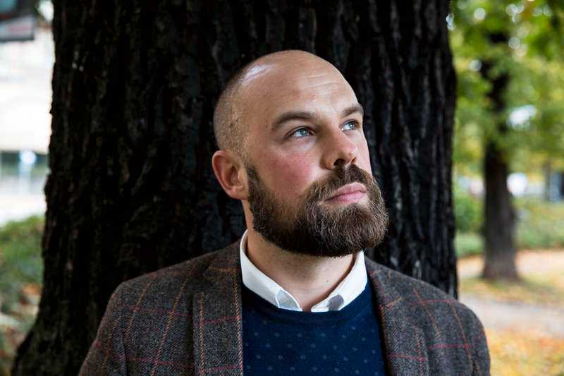 Daniel Suhonen var Håkan Juholts hemliga rådgivare i tio månader.